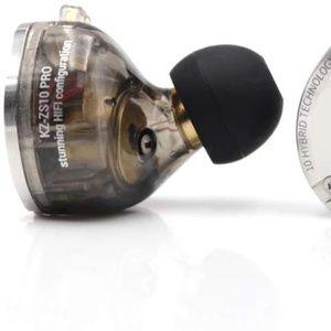 Linsoul Other - Linsoul KZ ZS10 Pro in-Ear HiFi Metal Earphone